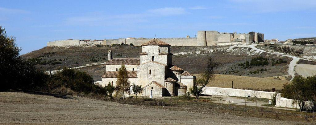 Ermita de la Virgen de la Anunciada y murallas